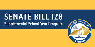 Senate Bill 128 supplemental school year