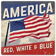 Red, White, or Blue