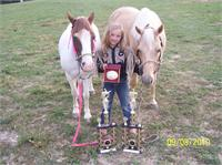 Malila Myatt, T.E.S. 1st Grader, Wins State Competition