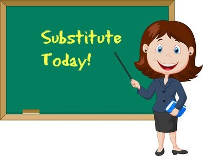 Substitute Today!