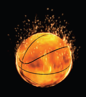 basketballflame