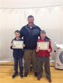 Metcalfe County Archery Shoot Winners